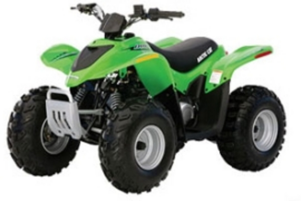 Product picture 2010 Arctic Cat DVX90 and Utility 90 Service Manual